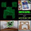 Glow-in-the-Dark Creeper Shirts