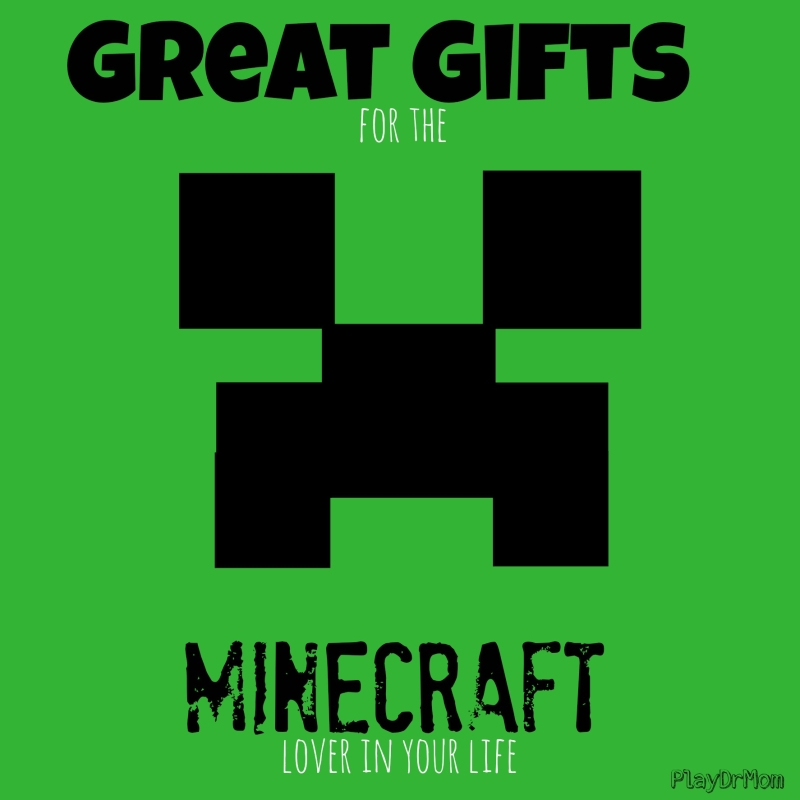 Great Gifts for the Minecraft Lover in your life