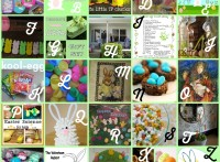 Easter fun from A to Z!