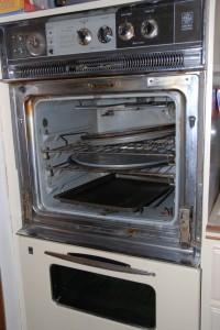 broken oven door