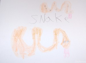 2 Snakes, by Henry