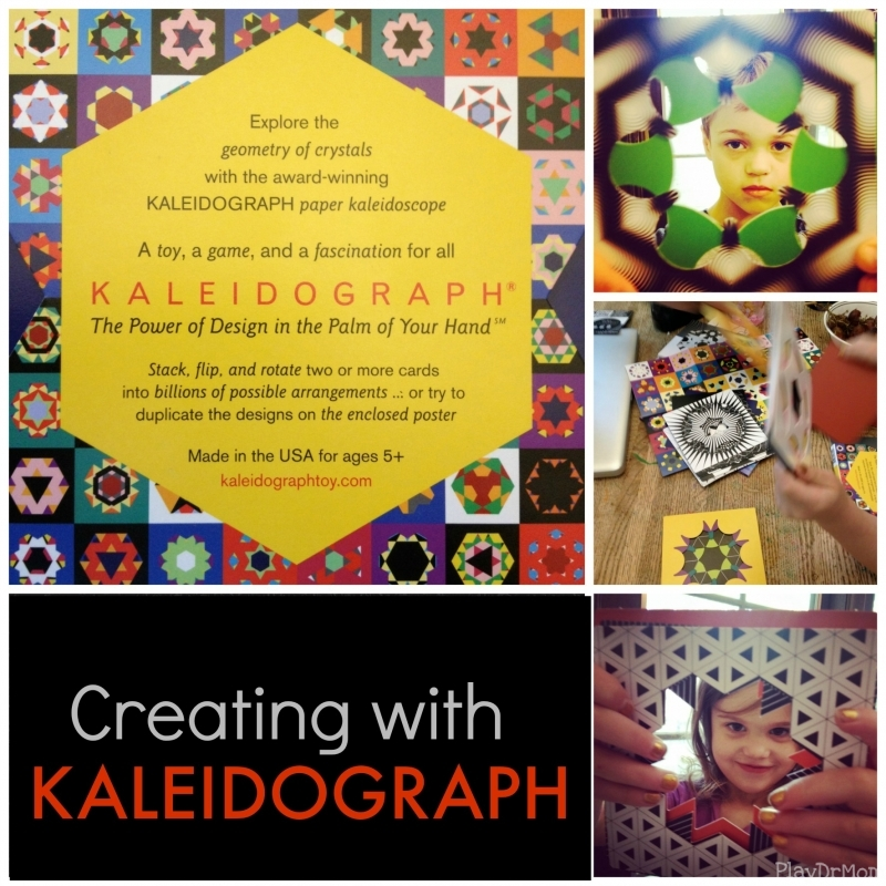creating with kaleidograph