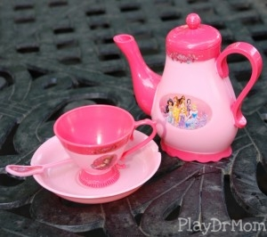 Disney Enchanted Bubble Tea Set