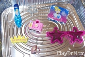 7 Princess Items