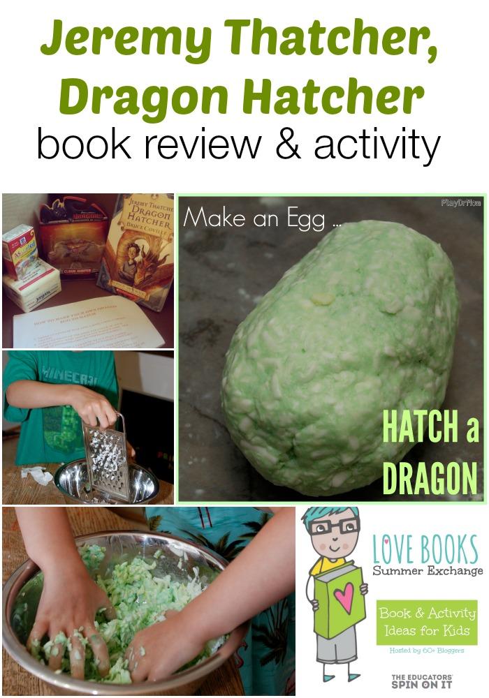 Jeremy Thatcher, Dragon Hatcher review & activity