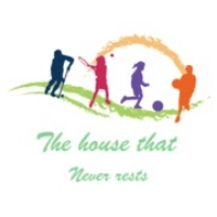 The House That Never Rests logo