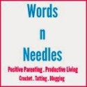 Words n Needles BLOGButton