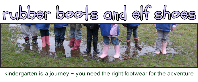 Rubber Boots & Elf Shoes Header