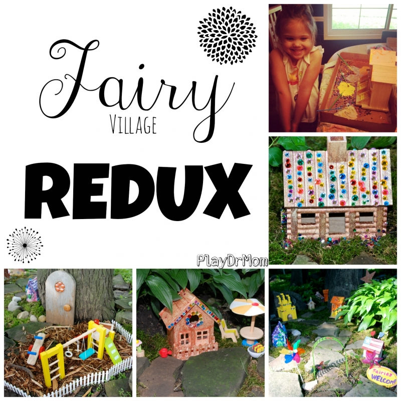 fairy village redux