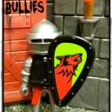 protective armor against bullies