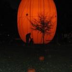 spooky pumpkin 2007