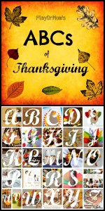 ABCs of Thanksgiving
