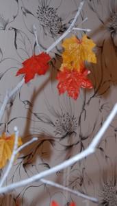 simple fall leaves