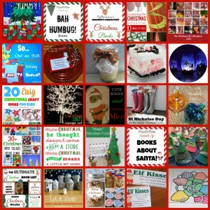 ABCs of Christmas (no letters)