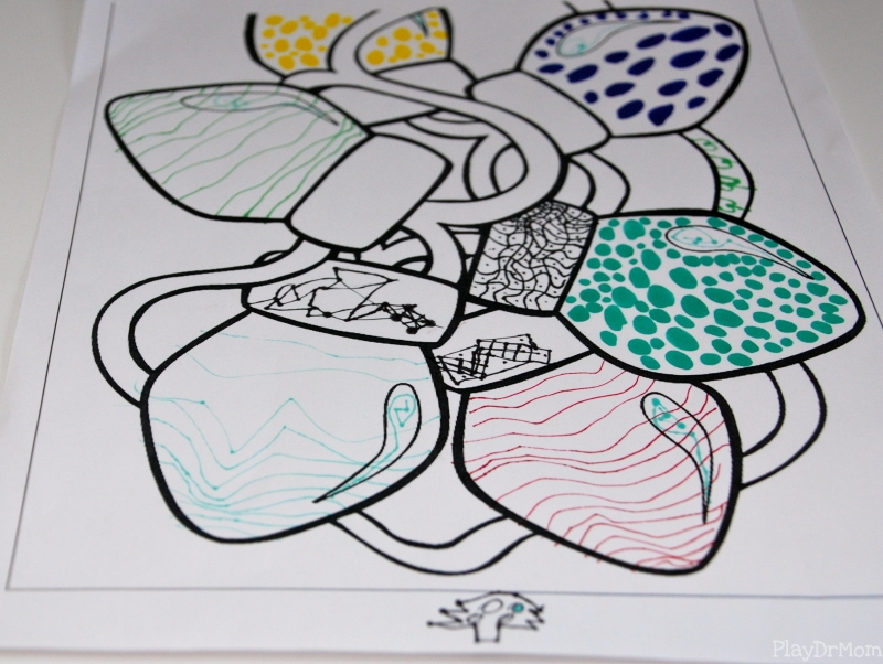 Christmas Zentangles - Play Dr Mom