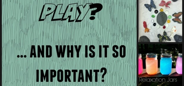 What is Sensory Play?