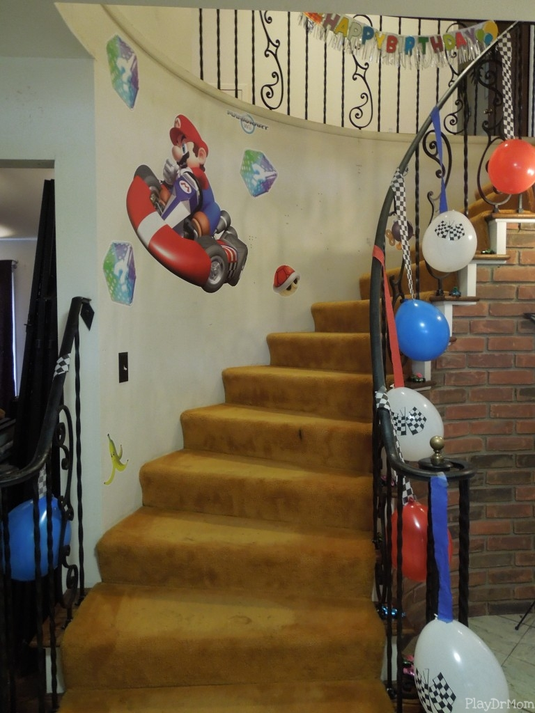 Marvelous Mario Kart Party Play Dr Mom