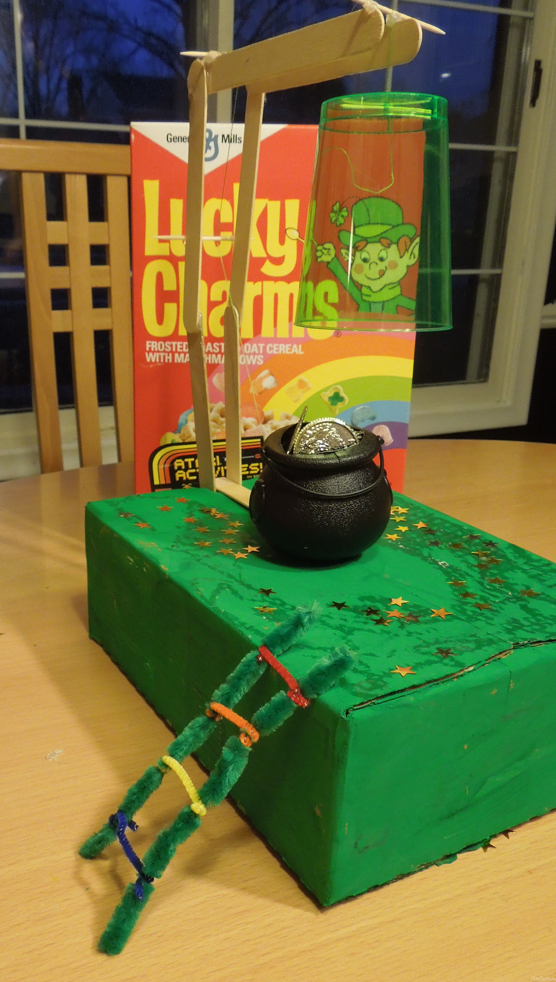 Leprechaun Trap Pictures Leprechaun Trap From